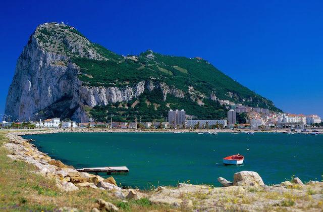 Gibraltar. Fotografía de http:::www.cadizguia.es: