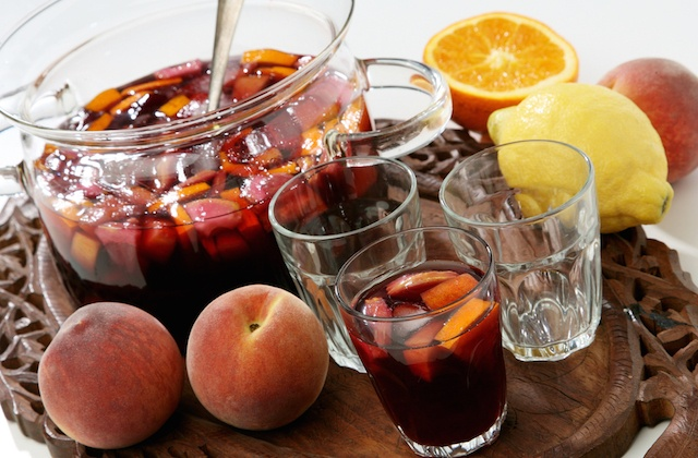 The origin of sangria