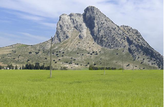 Andalusien Kulturlandschaften - Paisaje Cultural Peña de los Enamorados