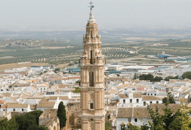 Cultural landscapes of Andalucia - Paisaje Cultural de Estepa