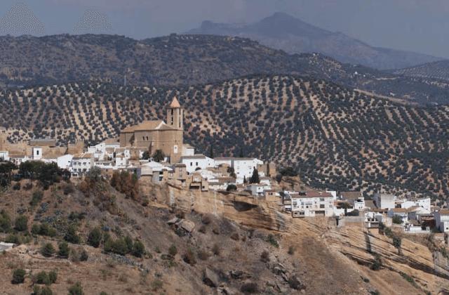 Cultural landscapes of Andalucia - Paisaje Cultural de Iznajar, Córdoba