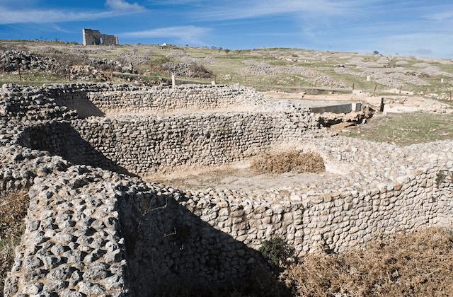 Cultural landscapes of Andalucia - Paisaje de Acinipo, Ronda
