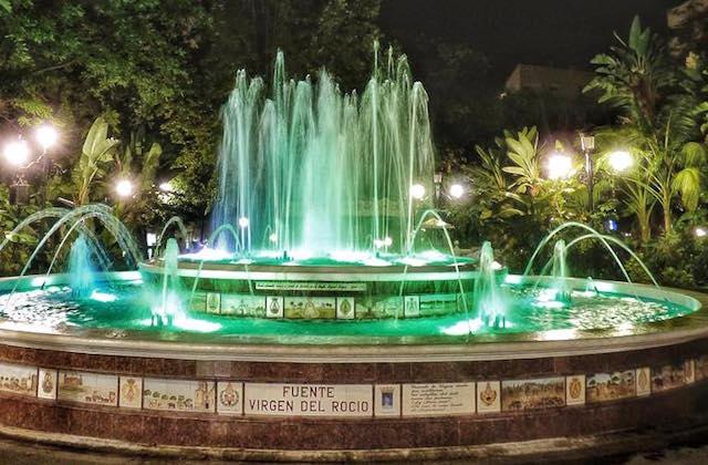 Parque Marbella. Fotografía de Marbella 2.0