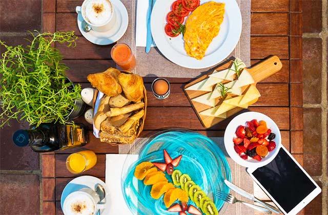 Desayuno Fuerte Grazalema
