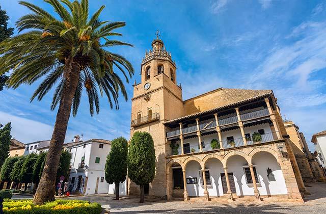 Iglesia Santa María La Mayor, Ronda