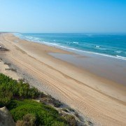 Plages et criques de Conil de la Frontera: Playa de la Fontanilla