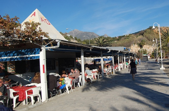 Things to do in Nerja - Chiringuito Ayo, Nerja