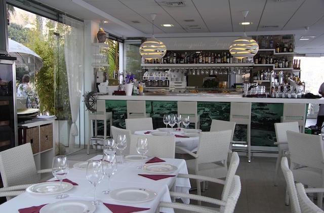 Donde comer espetos - Chiringuito Tropicana, Málaga