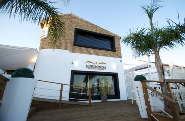El Horizontal Beach Club, El Rompido