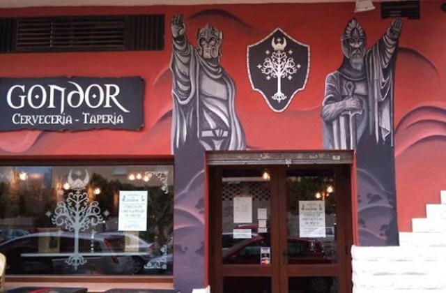 Autocervecería Gondor