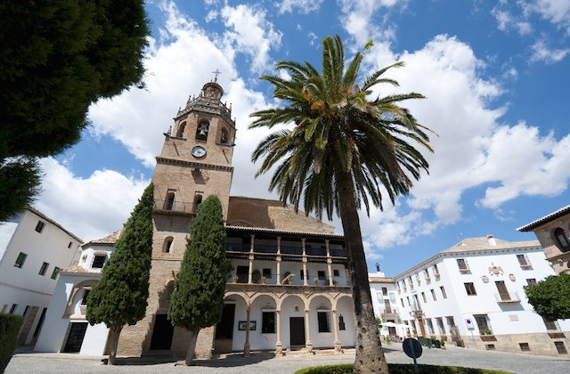 Ronda Day Trip - Iglesia Santa María La Mayor, Ronda