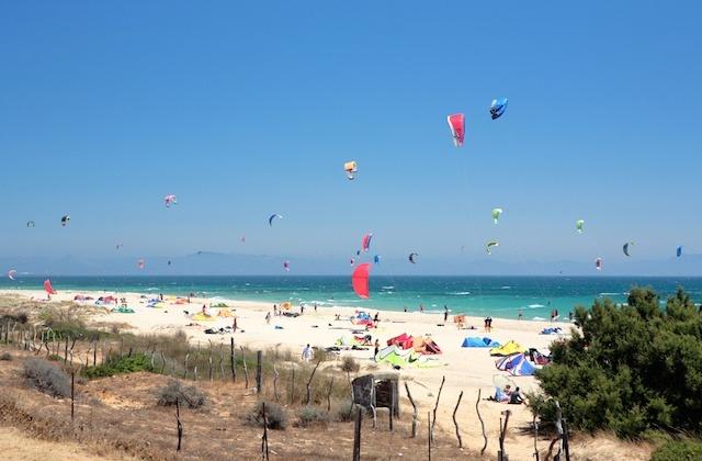Plages de surf en Andalousie - Surf en las playas de Tarifa