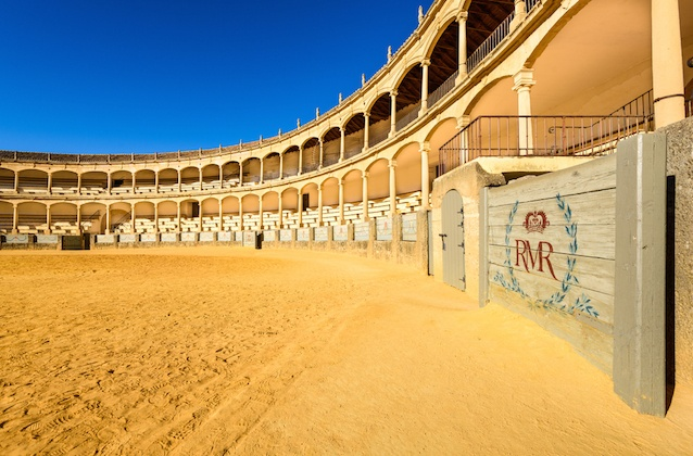 Things to See and Do in Andalucia - Plaza de Toros, Ronda