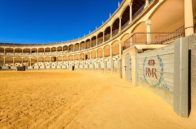 Ronda Day Trip - Plaza de Toros, Ronda