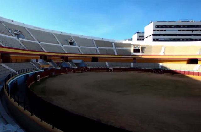 Things to see in Estepona: Plaza de toros de Estepona
