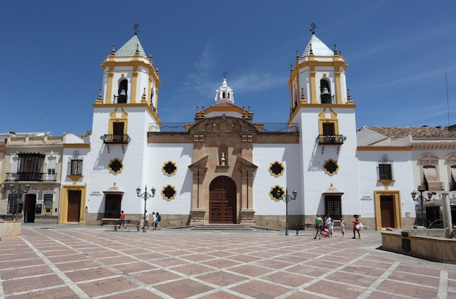 Plaza del Socorro, Ronda