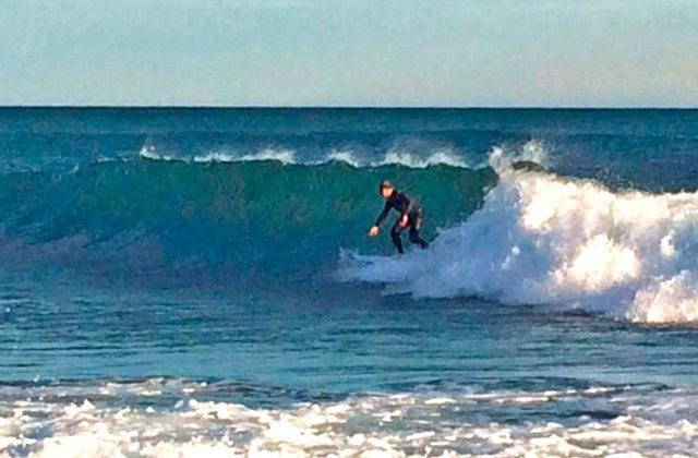 Plages de surf en Andalousie - Salobreña
