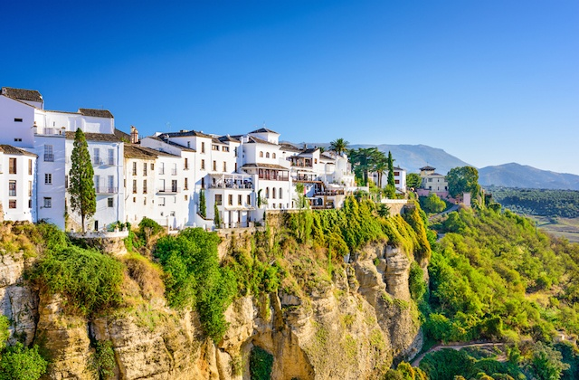 Andalusien im Winter - Ronda