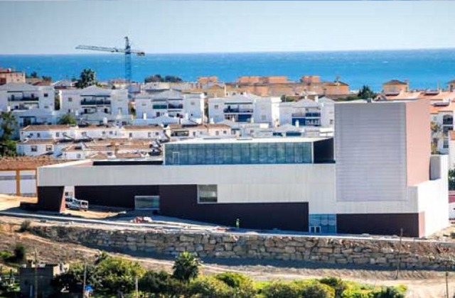 Things to see in Estepona - Teatro auditorio Felipe VI