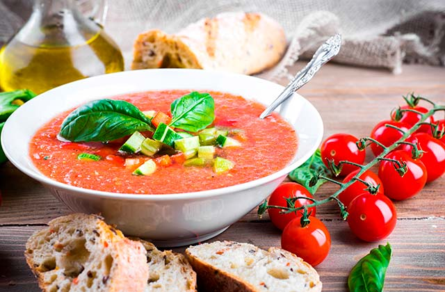 Gazpacho And Salmorejo The Best Cold Soups In Andalucia