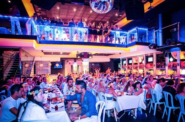 Mmm Cabaret Restaurante, Málaga