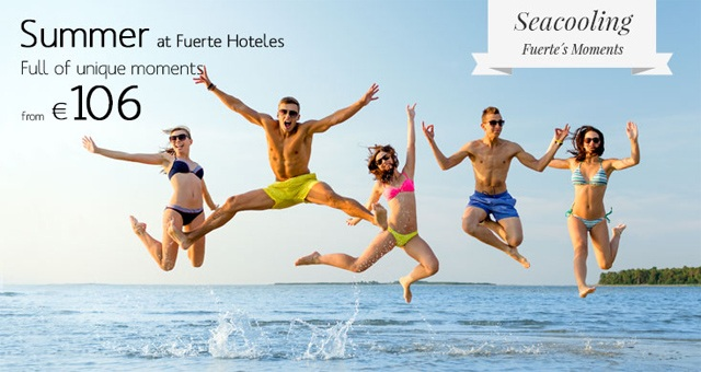 Offer Summer at Fuerte Hoteles - Costa del Sol, Costa de la Luz, Sierra de Grazalema