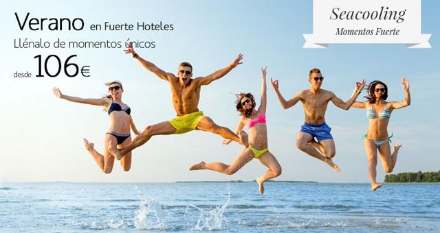 Oferta - Verano en Fuerte Hoteles - Marbella, Estepona, Conil, El Rompido, Torrox Costa y Grazalema