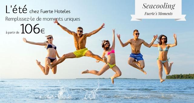 OffreL´été à Fuerte Hoteles - Costa del Sol, Costa de la Luz, Sierra de Grazalema