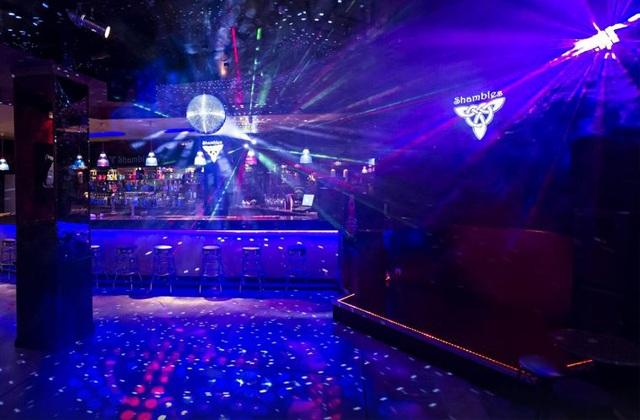 Bar karaoke Shambles