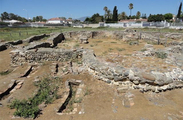 Basílica Paleocristiana de Vega del Mar