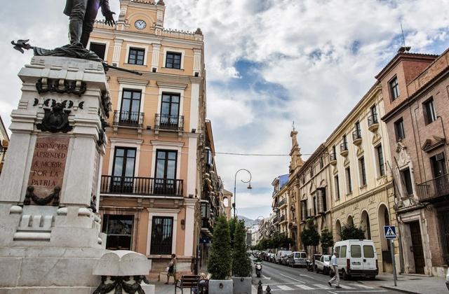 Excursion à Antequera, découvrez la ville d'El Torcal en une journée: CALLES DE ANTEQUERA