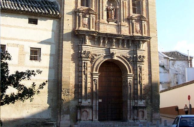 Excursion à Antequera, découvrez la ville d'El Torcal en une journée: CONVENTO DE LAS DESCALZAS