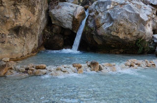 Que voir et que faire à Nerja - Cascada en el río Chillar