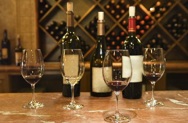 Cata de vinos en la Axarquía
