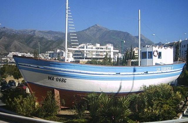 Cosas que hacer y que ver en Nerja - La Dorada, el barco de Chanquete