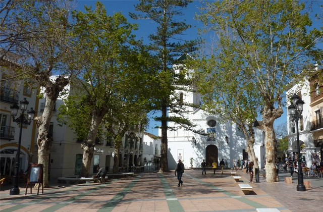 Things to do in Nerja - Visit the old town of Nerja