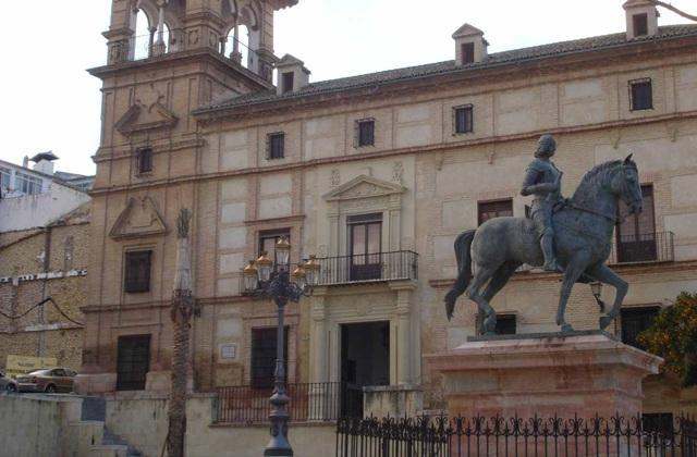 Excursion à Antequera, découvrez la ville d'El Torcal en une journée: PALACIO DE NÁJERA