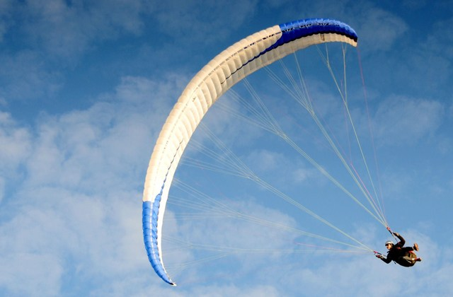 Things to do in Nerja - paragliding