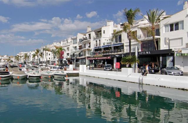 Curiosidades sobre Málaga - Puerto Banús