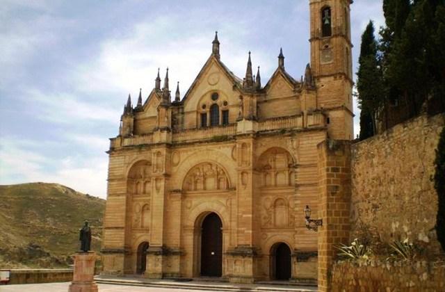 Excursion à Antequera, découvrez la ville d'El Torcal en une journée: REAL COLEGIATA DE SANTA MARÍA LA MAYOR