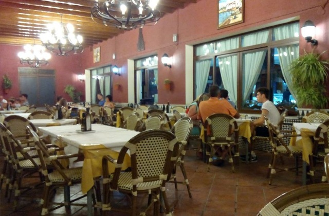 The best restaurants in Costa del Sol, the most authentic products of these roadside restaurants: VENTA LA MORENA