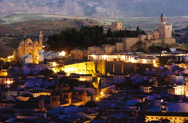 Valentine's Day in Andalucia - Antequera