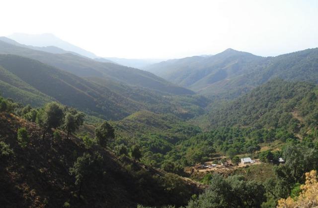 Valle del Hoyo del Bote