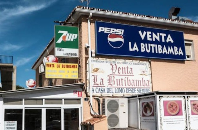 The best restaurants in Costa del Sol, the most authentic products of these roadside restaurants: Venta la Butibamba