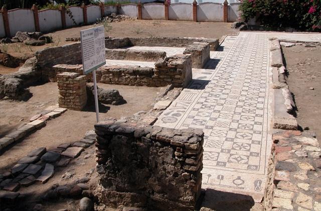 Villa romana de Río Verde