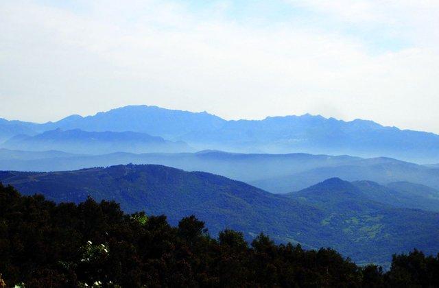 Vista desde el Aljibe