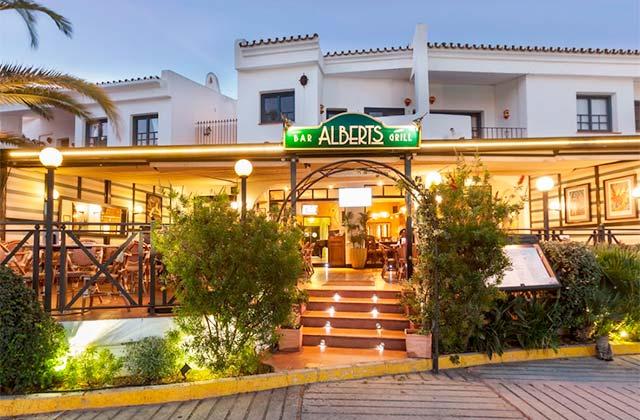 Bar Alberts Grill - credito foto Bar Alberts Grill