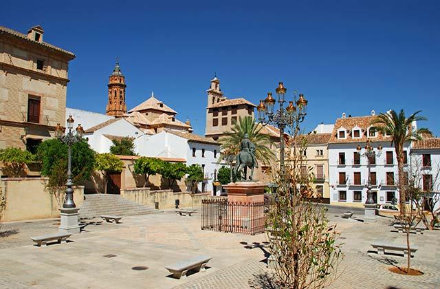 Antequera, Palacio de Nájera