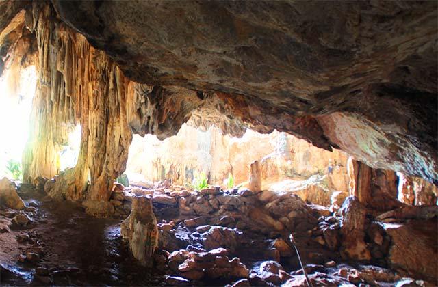 Cueva Santa Monda