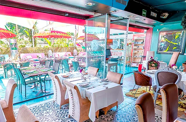 Restaurante Tanino, Málaga
